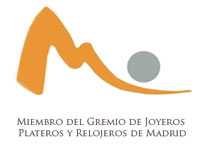 Miembro del Gremio de Joyeros, Plateros y Relojeros de Madrid